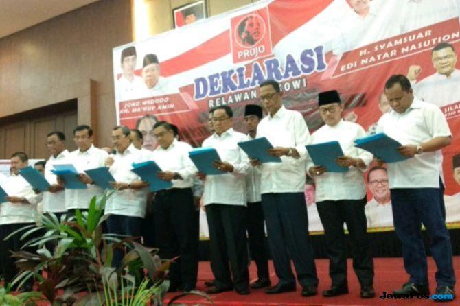 Deklarasi Dukung Jokowi, Bawaslu Panggil 11 Kepala Daerah di Riau