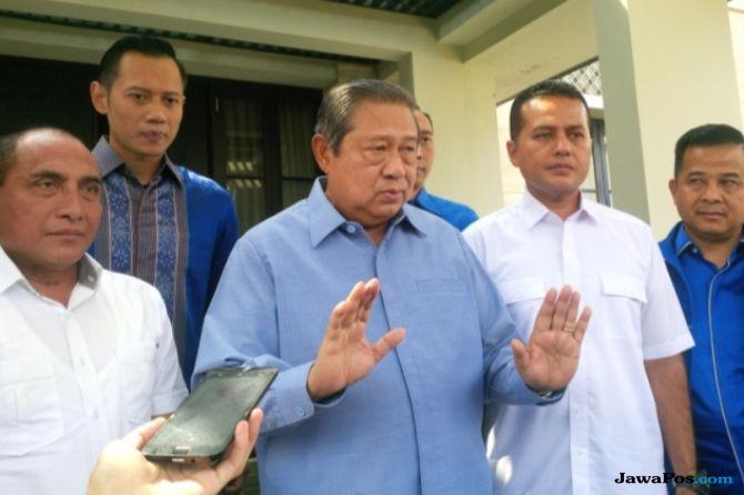 Demokrat Pertimbangkan Ajakan Golkar untuk Dukung Jokowi di Pilpres