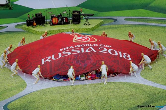 Piala Dunia 2018, World Cup 2018, Piala DUnia Rusia