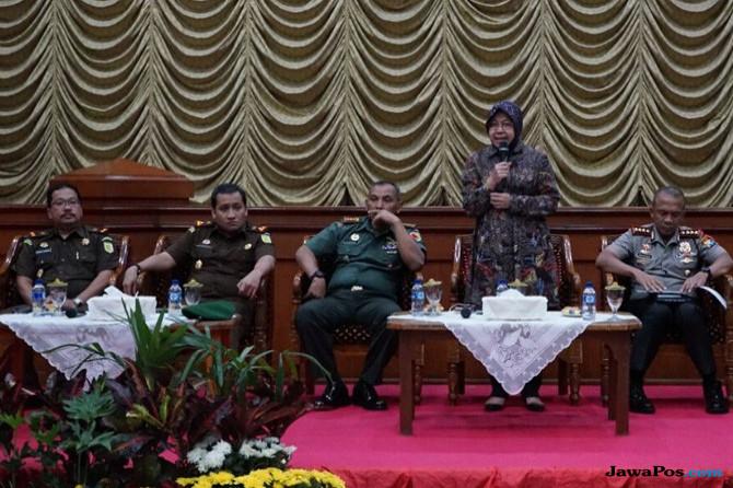 Deteksi Dini Aksi Terorisme, Pemkot Surabaya Bikin Aplikasi Sipandu