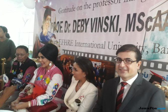 Di Depan Dokter Cantik, Sam Aliano Curhat Sering Kelelahan