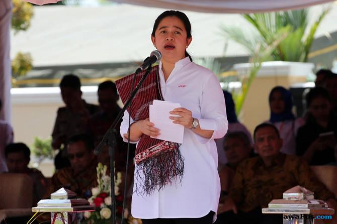 Di Makam Bung Karno, Menteri Puan Ajak Pemuda Jadi Pemersatu Bangsa