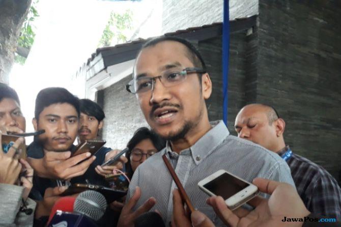 Diajak Nasdem Dukung Jokowi, Begini Respons Abraham Samad