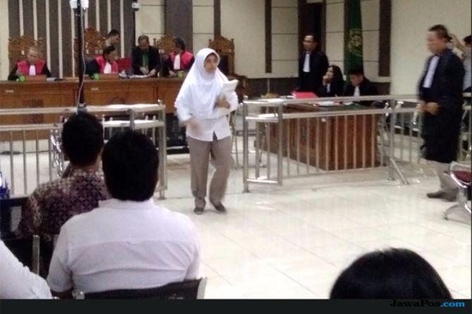 Anggota Komisi A DPRD Kebumen sekaligus Ketua Fraksi PDIP Kebumen Dian Lestari