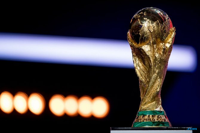 Piala Dunia 2026, FIFA, United, Amerika Serikat, Kanada, Meksiko,