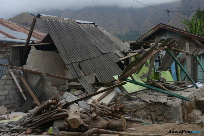 Diguncang Gempa, Lombok Utara Berpotensi Tsunami