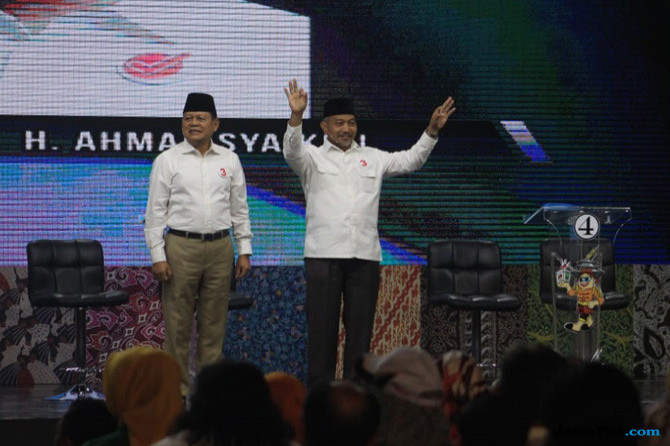 Dihadiri Prabowo dan Aher, Sudrajat: Saya Melihat Masa Depan di Sini