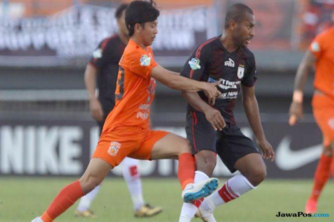 Liga 1 2018, Persipura Jayapura, Borneo FC