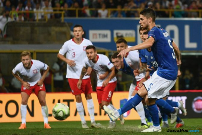 Uefa Nations League, Italia, Polandia