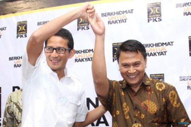 Dikabarkan Gantikan Sandiaga Jadi Wagub, Mardani Ali Sera Angkat Suara