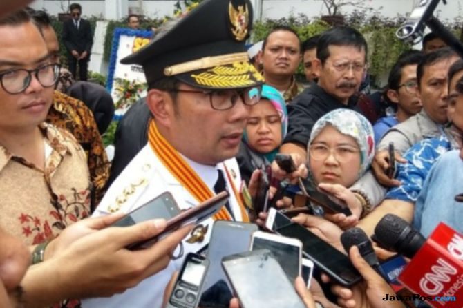 Dilantik Jadi Gubernur, Ridwan Kamil Ingin Ada Ponsel Produk Jabar