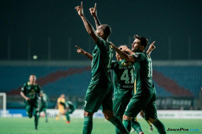 Liga 1 2018, Persib Bandung, Persebaya surabaya