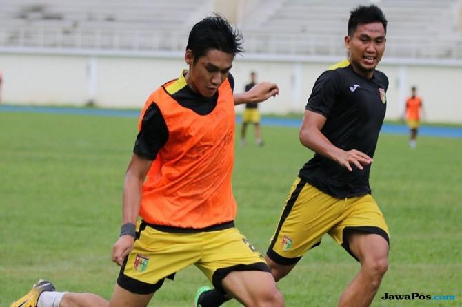Diminati Sriwijaya FC, Septian David Masih Bimbang