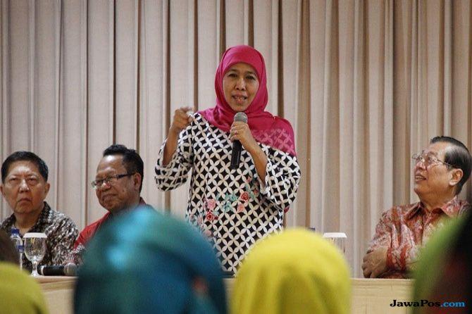 Dinilai Bersih Dari Korupsi, PSHIS Dukung Khofifah
