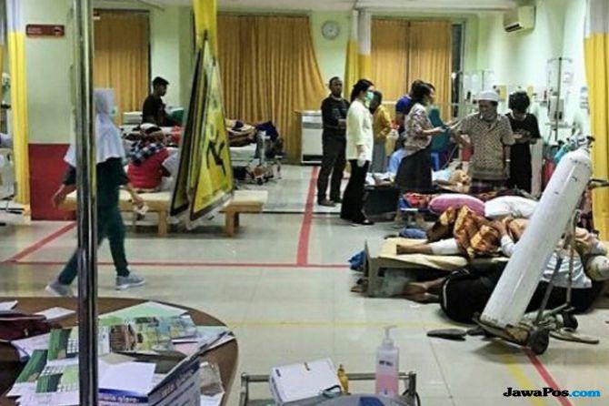Diprediksi Terus Bertambah, Korban Tewas Gempa Lombok Jadi 131 Orang