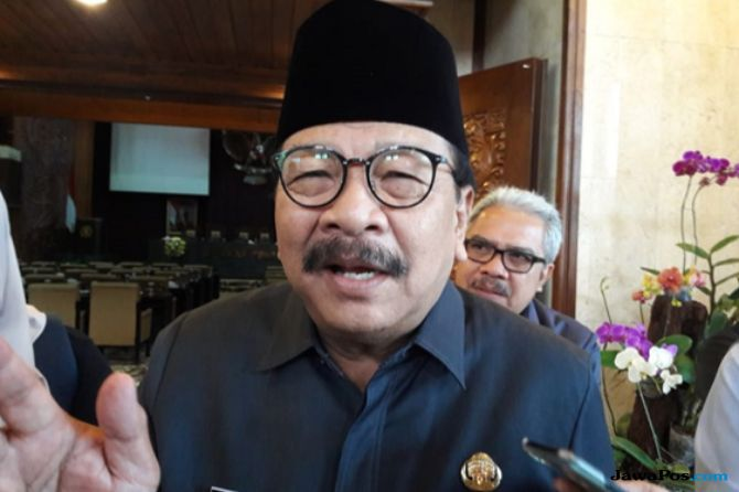 Disebut Dapat Dispensasi Dukung Jokowi-Ma'ruf, Ini Respon Pakde Karwo