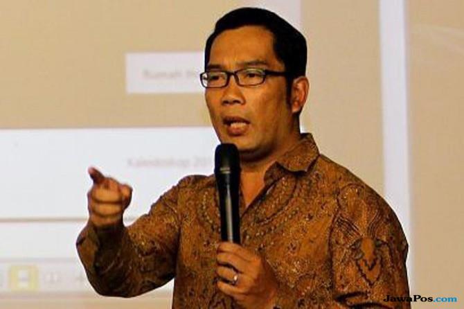 Ditanya Pilgub Jabar, Ridwan Kamil Tunggu Hasil DKI