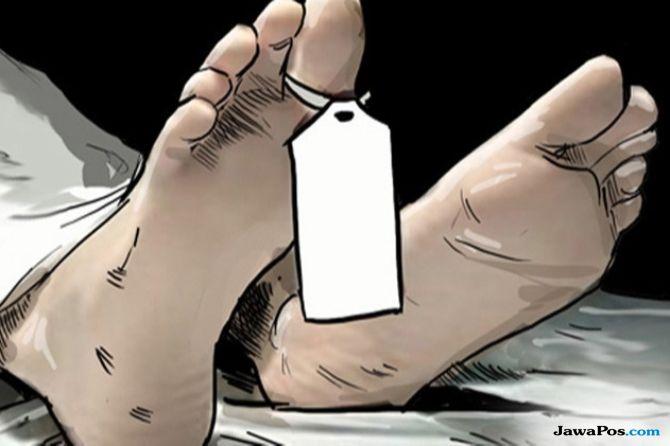 Ditemukan Dengan Kepala Terputus, Pensiunan TNI AU Ternyata Dibunuh