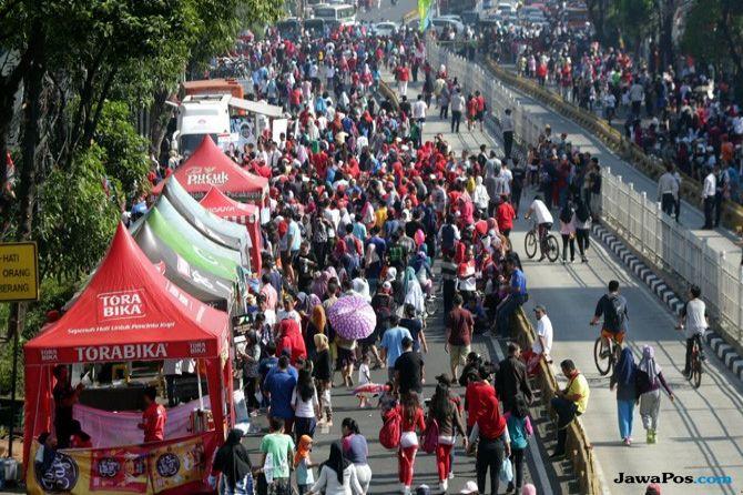 Ditinggal Warga Mudik Lebaran, Kualitas Udara Jakarta Membaik