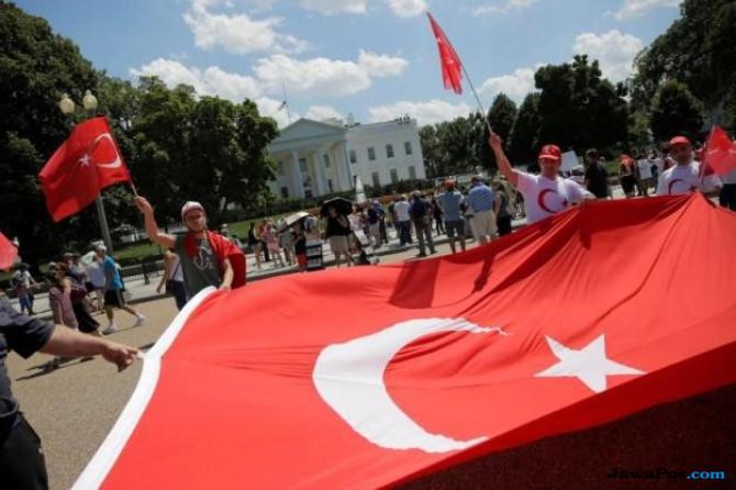 Dituding Antek Gulen, Pendeta AS Terancam 35 Tahun Penjara di Turki