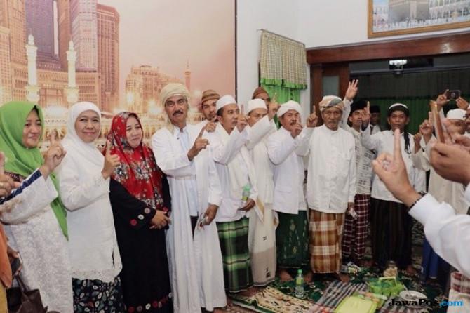 Diyakini Mampu Jaga Nilai Agama, Auma Dukung Khofifah-Emil