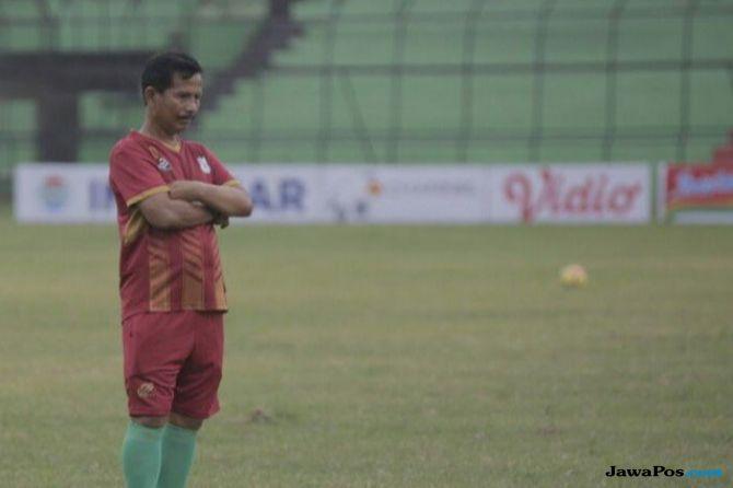Djadjang Nurdjaman, PSMS Medan, Liga 1 2018