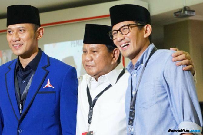 Djoko Santoso Ditunjuk Jadi Ketua Tim Pemenangan Prabowo