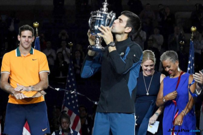 Tenis, AS terbuka 2018, Novak Djokovic