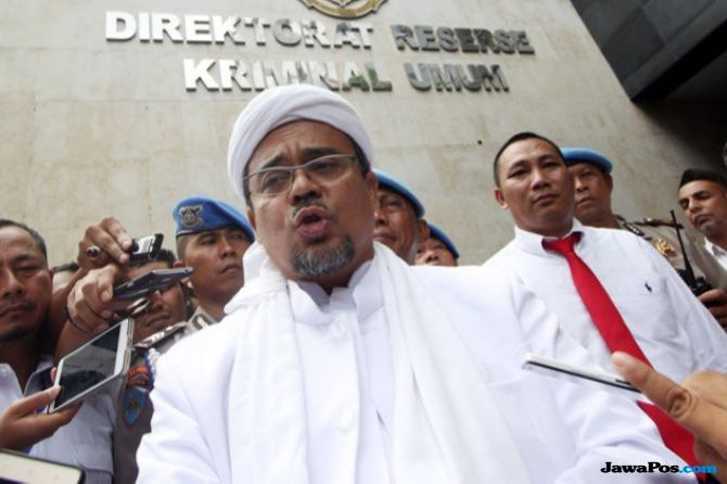 Doa Keselamatan Rizieq Di Monas, 3.475 Personel Dikerahkan