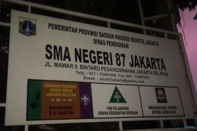 Doktrin Guru Agama Anti-Jokowi, Kepsek SMA 87: Pembelajaran Buat Kami