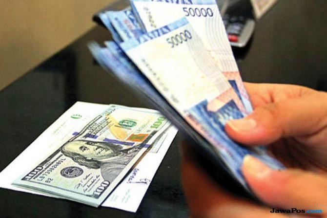 Dolar Makin Perkasa, Rupiah Dibuka Loyo Pada Level 13.908