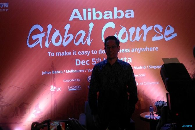 VP Alibaba Group Brian Wong