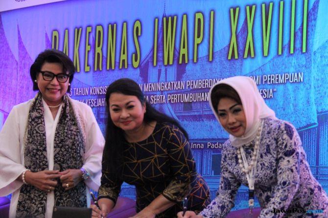 Dorong Kemajuan Pengusaha Wanita, PGN Siapkan Gas Untuk Anggota IWAPI