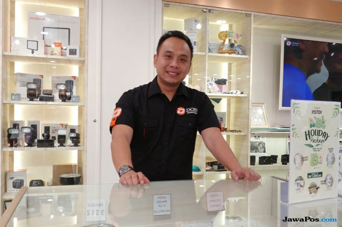 Tahir Matulatan, PT Global Sukses Digital, Doss Camera & Gadget'