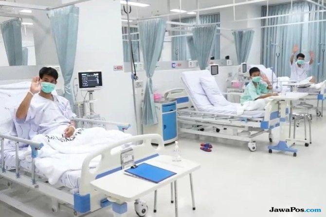 Drama Penyelamatan 12 Anak Moo Pa yang Terjebak 17 Hari di Gua (2)