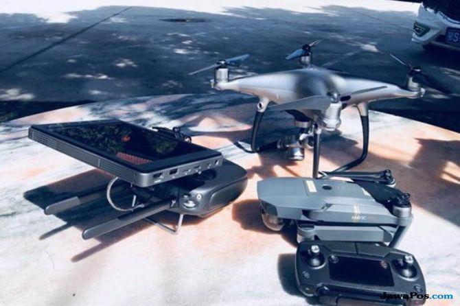 Drone DJI, DJI Phantom 5, Drone DJI terbaru