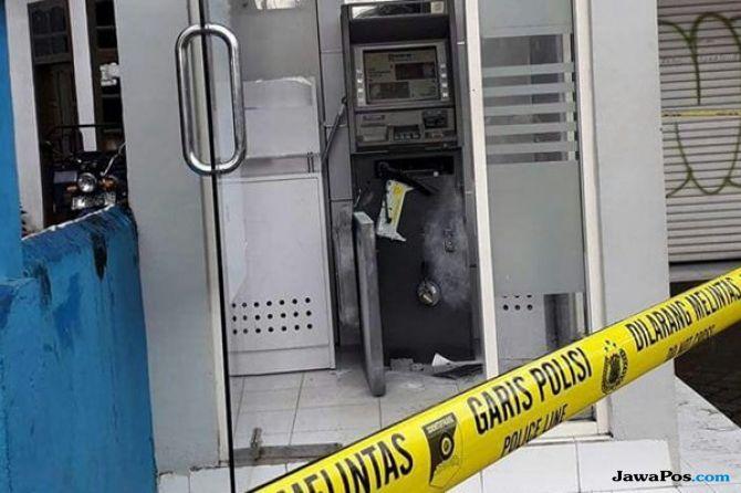 Kasus Pembobolan ATM