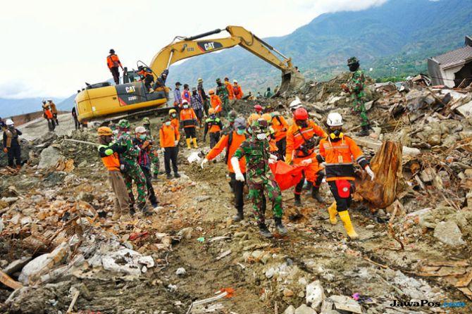 Dua Pekan Pencarian, 179 Jenazah Berhasil Dievakuasi di Petobo