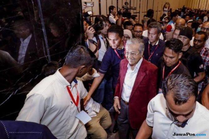 Dukung Ekonomi Malaysia, Jack Ma Bertemu Mahathir Mohamad