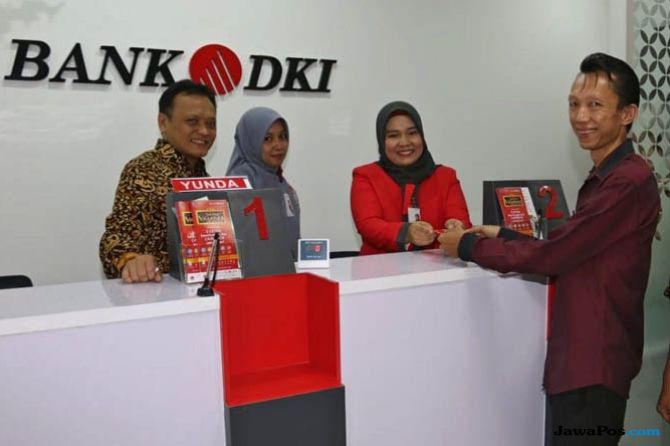 Dukung UMKM, Bank DKI Perluas Jangkauan Layanan di Pasar