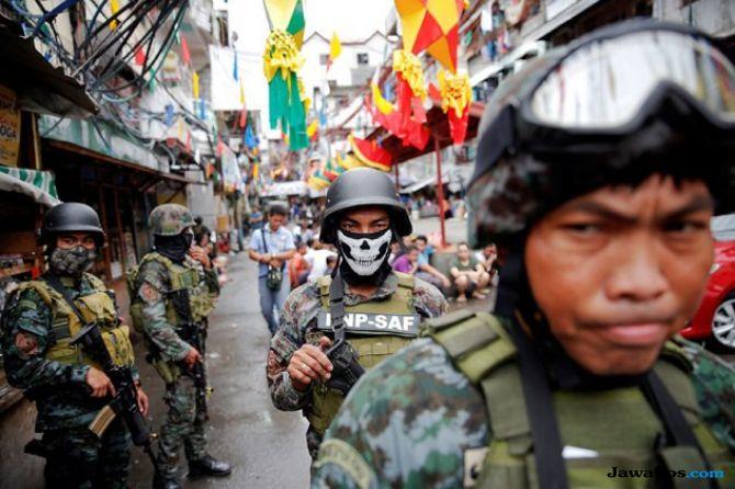 Duterte tak Sudi Kasihani Keluarga Pengedar Narkoba