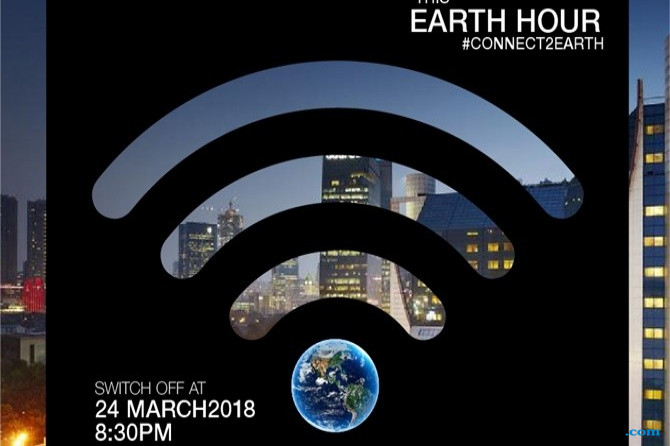 Earth Hour, Tamu Hotel Diminta Matikan Lampu 1 Jam