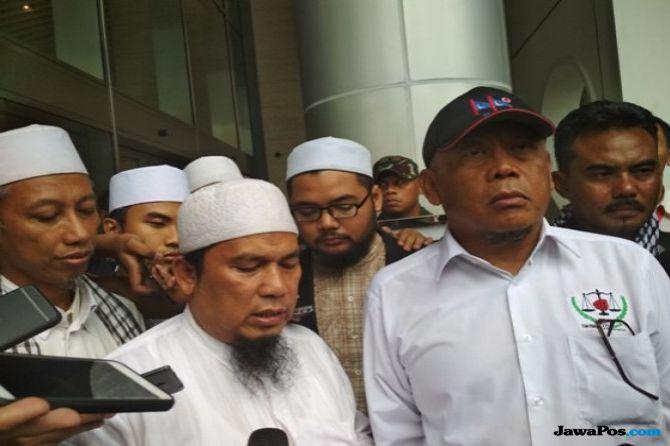 Eggi Sudjana: Menolak Jadi Cawapres Sama Saja UAS Kufur Nikmat
