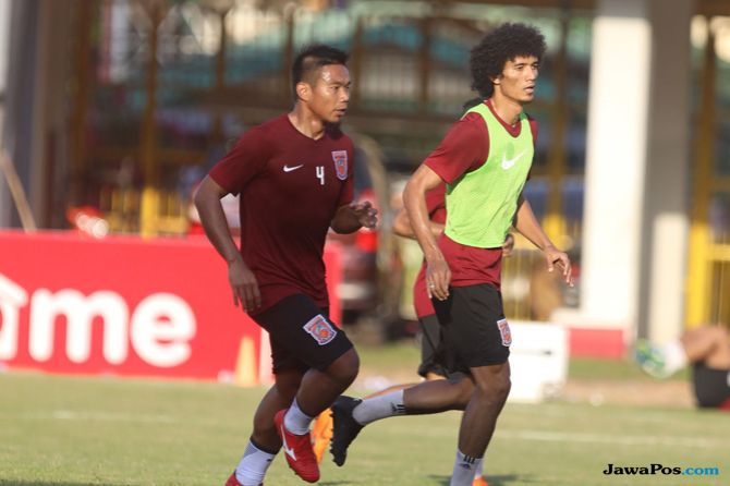 Wildansyah, Borneo FC, Liga 1 2018