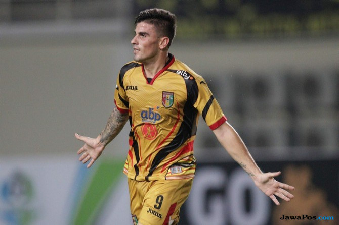 Mitra Kukar, Liga 1 2018, Fernando Rodriguez Ortega, Sevilla