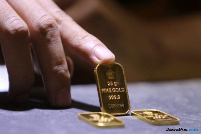 ANTM Emas Antam Turun Harga, Waktunya Untuk Beli