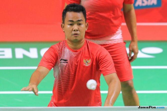 Asian Para Games 2018, bulu tangkis, Indonesia