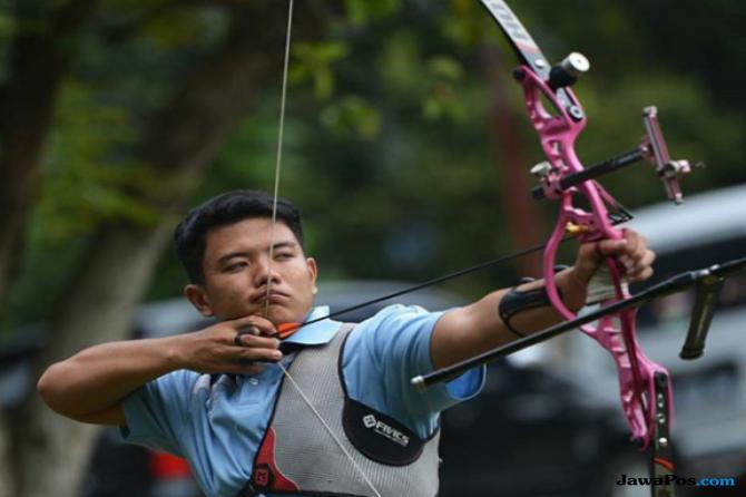 Asian Games 2018, Panahan