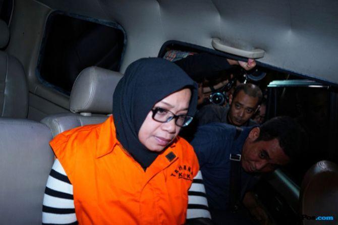 Eni Saragih Janji Kembalikan Uang Suap PLTU Riau-1