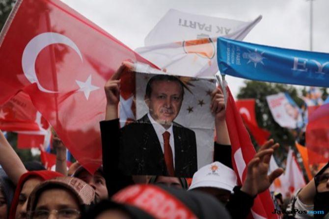 Erdogan: Insya Allah Kami akan Bawa Perdamaian bagi Syria dan Irak